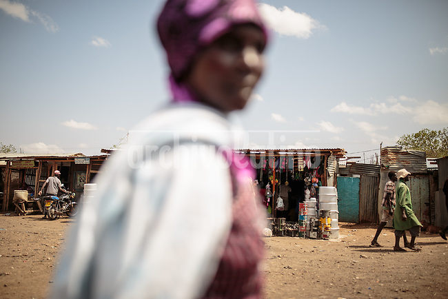 Life in Kakuma, Kenya.Kakuma refugee camp in North of Kenya. Kakuma is the site of a UNHCR refugee camp, established in 1991. The population of Kakuma town was 60,000 in 2014, having grown from around 8,000 in 1990. In 1991, the camp was established to host the 12,000 unaccompanied minors who had fled the war in Sudan and came walking from camps in Ethiopia.