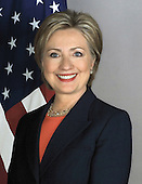 Washington, DC - September 11, 2009 -- Official State Department photo of United States Secretary of State Hillary Rodham Clinton..Credit: State Department via CNP