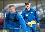 St Johnstone Training….31.03.17<br />