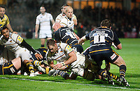 Warriors v Wasps 20111028