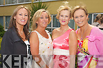 Deirdre Sheehy, Irene O'Riordan, Claire Murphy and Deirdre Waldren Pictured at the Enable Ireland Ladies Lunch and Fashion Show at the Earl of Desmond hotel Tralee on Friday.