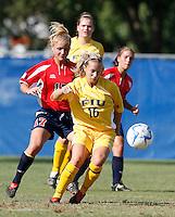 FIU Women's Soccer v. South Alabama (10/15/06)