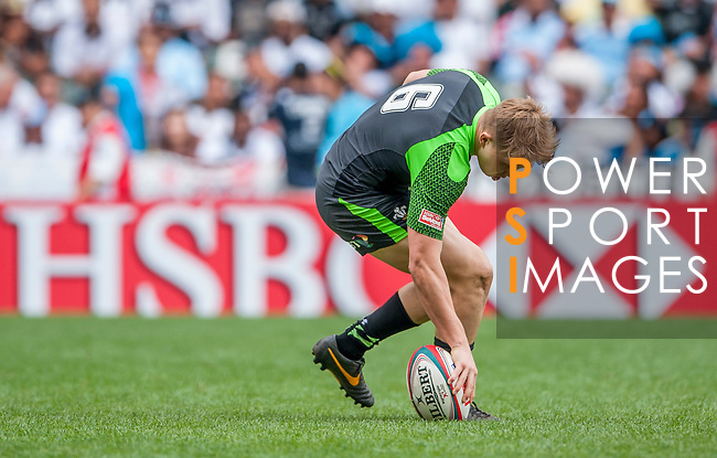 Wales vs Canada on Plate Semi Final during the Cathay Pacific / HSBC Hong Kong Sevens at the Hong Kong Stadium on 30 March 2014 in Hong Kong, China. Photo by Juan Flor / Power Sport Images