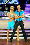 Natalie Lowe,Michael Vaughan at the Strictly Come Dancing Tour photocall at the National Indoor  Birmingham7 Jan 2013 Picture By: Brian Jordan / Retna Pictures.. ..-..