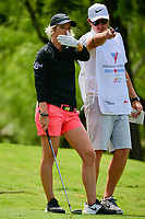 Mel Reid (ENG) looks over her tee shot on 13 during round 1 of  the Volunteers of America Texas Shootout Presented by JTBC, at the Las Colinas Country Club in Irving, Texas, USA. 4/27/2017.<br /> Picture: Golffile | Ken Murray<br /> <br /> <br /> All photo usage must carry mandatory copyright credit (&copy; Golffile | Ken Murray)
