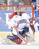Vinny Monaco - The University of Massachusetts-Lowell River Hawks defeated the Boston College Eagles 6-3 on Saturday, February 25, 2006, at the Paul E. Tsongas Arena in Lowell, MA.