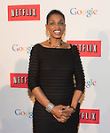 WASHINGTON, DC - MAY 2: U. S. Represenative Donna Edwards attending the Google and Netflix party to celebrate White House Correspondents' Dinner on May 2, 2014 in Washington, DC. Photo Credit: Morris Melvin / Retna Ltd.