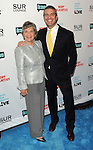 """Andy Cohen and his mother Evelyn Chohen at the book party hosted by Bravo for """"Most Talkative Stories from the Front Line of Pop Culture"""" by Andy Cohen held at SUR Lounge in West Hollywood May 14, 2012. © Fitzroy Barrett"""