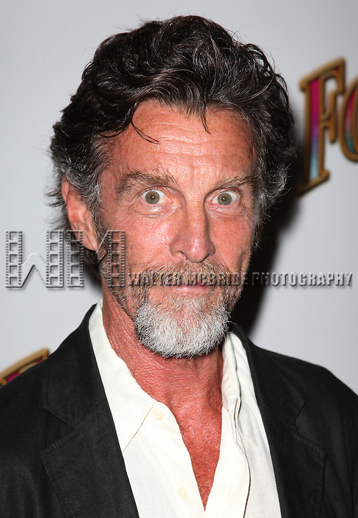 John Glover.attending the Broadway Opening Night Performance of 'Follies' at the Marquis Theatre in New York City,