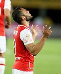 Santa Fe venció como local 2-0 a Envigado. Fecha 5 Liga Águila II-2016.