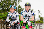 I Bike Sean Barrett and Patrick White at the Tralee Manor West GP on Sunday