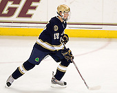 Billy Maday (Notre Dame - 17) - The University of Notre Dame Fighting Irish defeated the Boston College Eagles 4-1 on Friday, November 7, 2008, at Conte Forum in Chestnut Hill, Massachusetts.