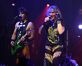 FORT LAUDERDALE, FL - NOVEMBER 03: Michael Starr and Satchel of Steel Panther perform at The Culture Room on November 3, 2017 in Fort Lauderdale, Florida. : Photo By Larry Marano © 2017