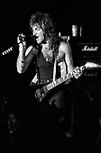 TED NUGENT, LIVE, 1986<br /> Photo Credit: CHRIS DEUTSCH/ATLASICONS.COM
