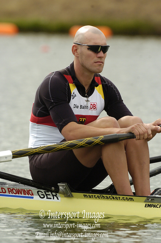 Eton, GREAT BRITAIN,  2006 World Rowing Championships, 20/08/2006.  Photo  Patrick White, © Intersport Images,  Tel +44 [0] 7973 819 551,  email images@intersport-images.com , Rowing Courses, Dorney Lake, Eton. ENGLAND