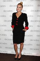 Cassie Scerbo<br /> at the Decades: Les Must De Moschino Event, Decades Boutique, Los Angeles, CA 03-20-14<br /> David Edwards/DailyCeleb.com 818-249-4998