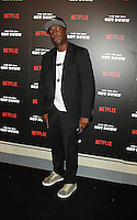 NEW YORK, NY-August 11: Grandmaster Flash at NETFLIX presents the New York premiere of The Get Down at Lehman Center for the Performing Arts in Bronx .NY. August 11, 2016. Credit:RW/MediaPunch