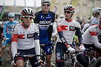 Jonas Van Genechten (BEL/IAM) ready to rumble!<br /> <br /> 114th Paris-Roubaix 2016