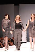 Designer Viviana G., Petit Pois by Viviana G. Model, Victoria Camacho, at Miami Beach International Fashion Week, Miami, FL  2011