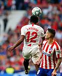 Sevilla FC's Jules Kounde during La Liga match. Mar 07, 2020. (ALTERPHOTOS/Manu R.B.)