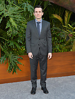 Derek Connolly at the premiere for &quot;Jurassic World: Fallen Kingdom&quot; at the Walt Disney Concert Hall, Los Angeles, USA 12 June 2018<br /> Picture: Paul Smith/Featureflash/SilverHub 0208 004 5359 sales@silverhubmedia.com