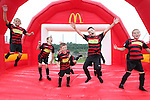 McDonalds Community Football - Newport