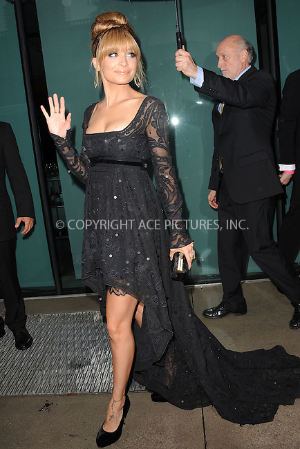 WWW.ACEPIXS.COM . . . . . .May 21, 2012...New York City....Nicole Richie attends the 40th annual Fifi awards at Alice Tully Hall, Lincoln Center on May 21, 2012 in New York City...Please byline: KRISTIN CALLAHAN - ACEPIXS.COM.. . . . . . ..Ace Pictures, Inc: ..tel: (212) 243 8787 or (646) 769 0430..e-mail: info@acepixs.com..web: http://www.acepixs.com .
