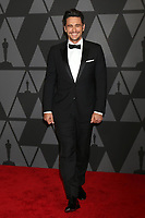 HOLLYWOOD, CA - NOVEMBER 11: James Franco at the AMPAS 9th Annual Governors Awards at the Dolby Ballroom in Hollywood, California on November 11, 2017. <br /> CAP/MPI/DE<br /> &copy;DE/MPI/Capital Pictures