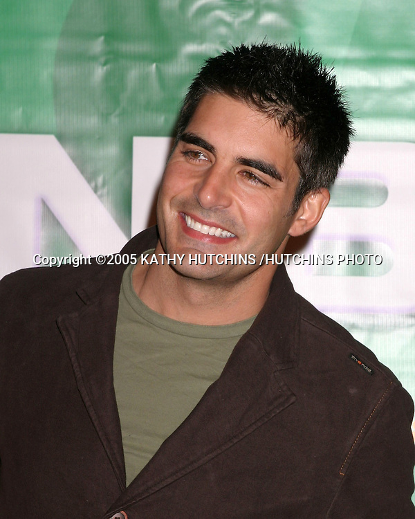 ©2005 KATHY HUTCHINS /HUTCHINS PHOTO.NBC/ UNIVERSAL TELEVISION CRITICS ASSOC.PARTY.UNIVERSAL CITY, CA.JANUARY 21, 2005..GALEN GERING.
