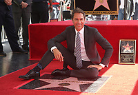 SEP 13 Eric McCormack Honored With Star On The Hollywood Walk Of Fame