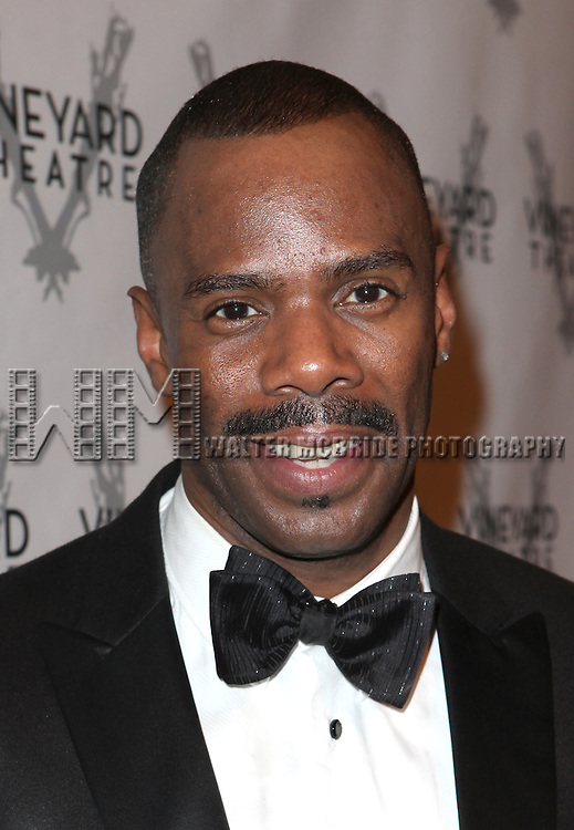 Coleman Domingo attending the Vineyard Theatre's 30th Anniversary Gala Celebration Cocktail Reception at the Edison Ballroom in New York City on 3/18/2013