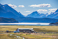 Estancia La Oriental, Perito Moreno National Park, Argentina