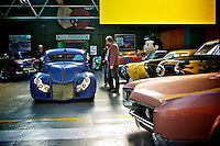 Images from the London Motor Museum