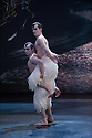 "London, UK. 06/12/11. ""Matthew Bourne's Christmas"" is filmed at Ealing Studios. The show comprises extracts of ten of his finest works over his 25 year career. Picture shows an extract from ""Swan Lake"". Dancers are: Danny Collins, Gavin Persand, Phil Jack Gardner, Luke Murphy."