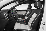 Front seat view of 2016 KIA Sportage GT-Line 5 Door Suv Front Seat  car photos