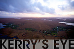 Aerial photos of the Burren