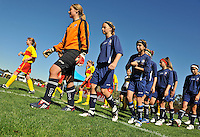 Day 7 - Vic V SA - U14 Girls - NJC 2009