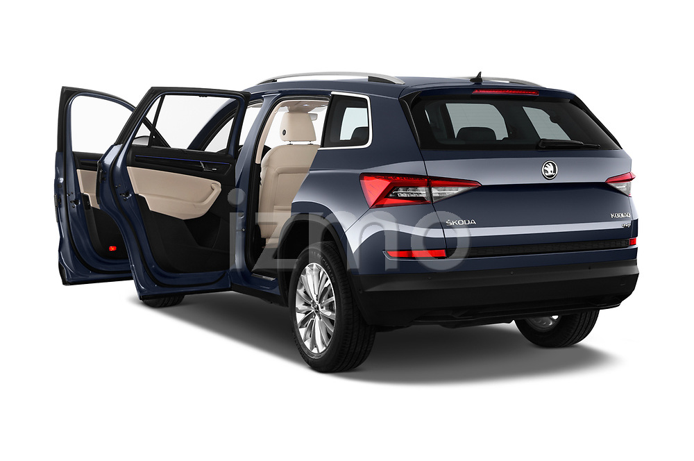 Car images of 2017 Skoda Kodiaq Style 5 Door SUV Doors
