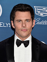 LOS ANGELES, CA - JANUARY 05: James Marsden attends Michael Muller's HEAVEN, presented by The Art of Elysium at a private venue on January 5, 2019 in Los Angeles, California.<br /> CAP/ROT/TM<br /> ©TM/ROT/Capital Pictures