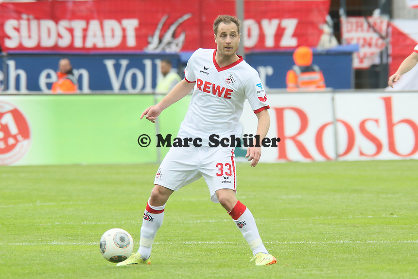 Matthias Lehmann (KOeln) - FSV Frankfurt vs. 1. FC Koeln, Frankfurter Volksbank Stadion
