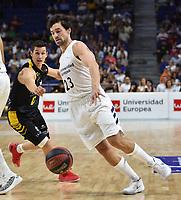 2018.09.30 ACB Real Madrid VS CB Canarias