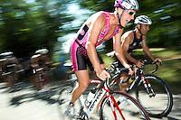 05 JUN 2010 - MADRID, ESP - Antony Croxford - Spanish Age Group Triathlon Championships (PHOTO (C) NIGEL FARROW)