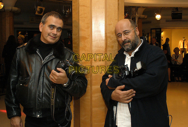 THE MUPPET BROTHERS.Missoni fashion show at Harrods.www.capitalpictures.com.sales@capitalpictures.com.© Capital Pictures