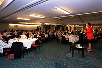Dr Farah Palmer. Little Talks function at Solway Copthorne Hotel in Masterton, New Zealand on Thursday, 27 July 2017. Photo: Dave Lintott / lintottphoto.co.nz