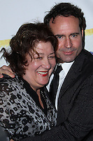 "WEST HOLLYWOOD, CA - NOVEMBER 13: Margo Martindale, Jason Patric at the ""Stand Up For Gus"" Benefit held at Bootsy Bellows on November 13, 2013 in West Hollywood, California. (Photo by Xavier Collin/Celebrity Monitor)"