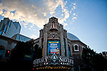 The Silver Legacy Casino recently declared bankruptcy in downtown Reno, Nevada, July 5, 2012.
