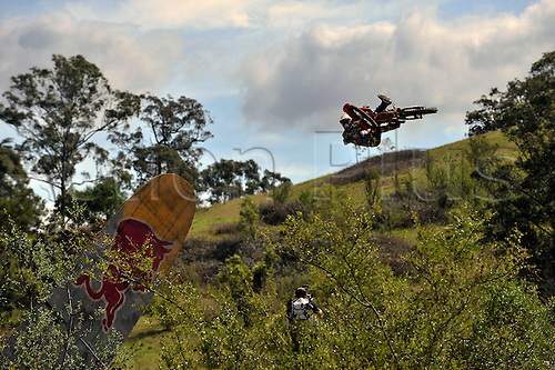 12.09.2010 Red Bull Xray returns to the Razorback Ranch in New South Wales, Australia. Tye Simmonds from Australia in action