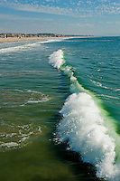 Hermosa  Beach, CA, Strand, Luxury Homes, beautiful, waves crashing,  Recreation, SoCal Beach, South Bay, Santa Monica. bay