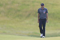 Keegan Bradley (USA) on the 3rd green during Friday's Round 2 of the 117th U.S. Open Championship 2017 held at Erin Hills, Erin, Wisconsin, USA. 16th June 2017.<br /> Picture: Eoin Clarke | Golffile<br /> <br /> <br /> All photos usage must carry mandatory copyright credit (&copy; Golffile | Eoin Clarke)