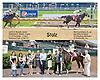 Stolz winning at Delaware Park on 5/24/12